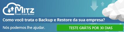 Mitz Backup - Poderosa Solução de Backup na Nuvem!